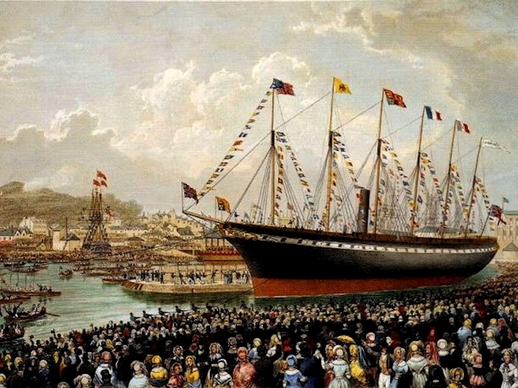 ss_great_britain_launch_1843