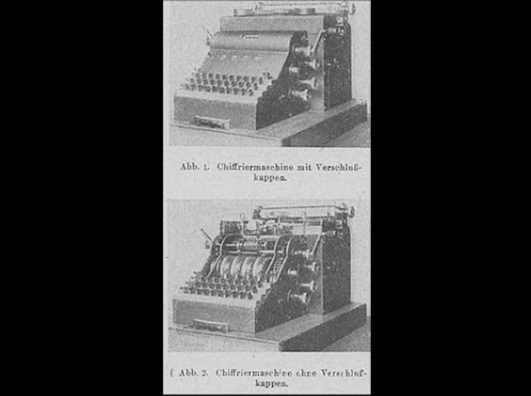 sources work on the enigma machine essay Machine #1 is an algorithm, developed by computer science students at mit and harvard university, that is able to write an essay in under one second, the chronicle of higher education reports.