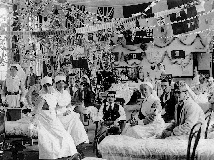 celebrations_in_hull_military_hospital