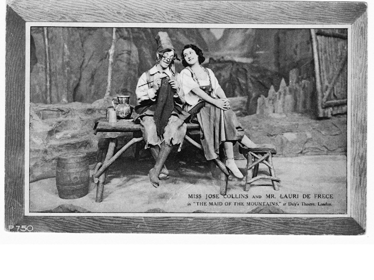 postcard_showing_the_two_stars_of_maid_of_the_mountains