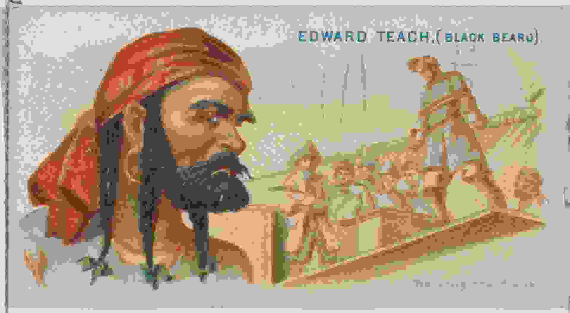 edward_teach_-black_beard-_walking_the_plank-_from_the_pirates_of_the_spanish_main_series_-n19-_for_allen__ginter_cigarettes_met_dp835032