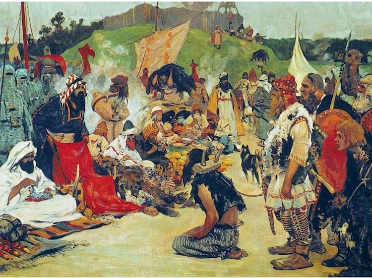 s_v_ivanov_trade_negotiations_in_the_country_of_eastern_slav