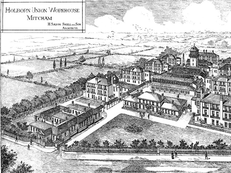 new_holborn_union_workhouse_design_mitcham_1885