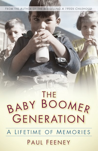 The History Press | The Baby Boomer Generation