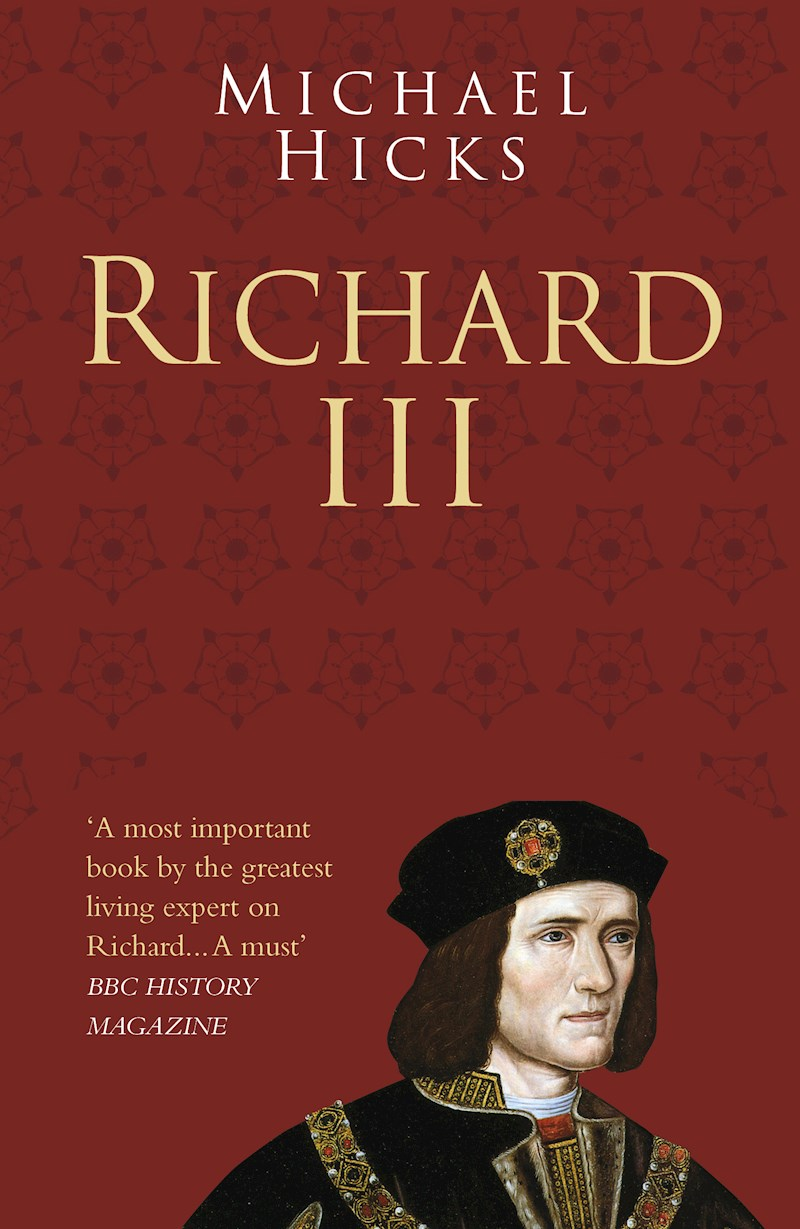 an introduction to the history of richard iii Richard iii--one play the cambridge introduction to shakespeare's history plays cambridge university press, 2007 an online source for new historicism.